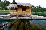 Bamboo Raft House